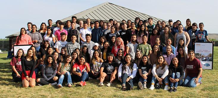 Csf Yakima Scholars Celebrate Upcoming Graduation Csf Connections